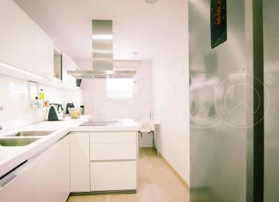Una cuina moderna i funcional per a una parella jove, per ARTECO.